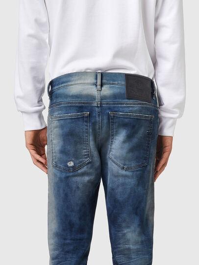 Diesel - D-Amny JoggJeans® 069XE, Dunkelblau - Jeans - Image 4
