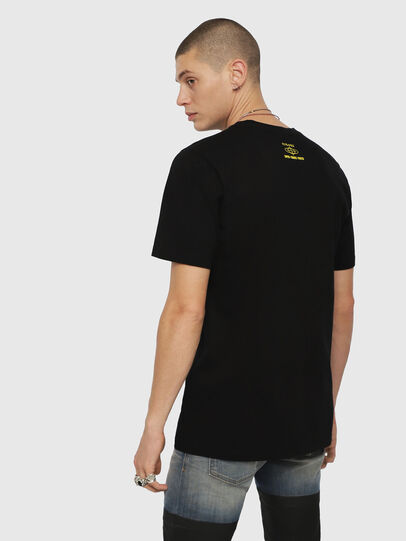 Diesel - T-JUST-YD,  - T-Shirts - Image 2