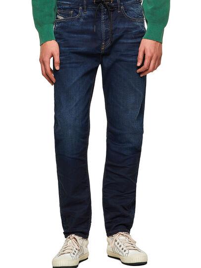 Diesel - D-VIDER JoggJeans® 069WS, Dunkelblau - Jeans - Image 1