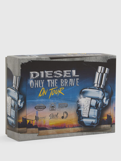 Diesel - ONLY THE BRAVE 75 ML GIFT SET, Azurblau - Only The Brave - Image 3