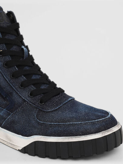 Diesel - S-RUA MID, Blau - Sneakers - Image 5