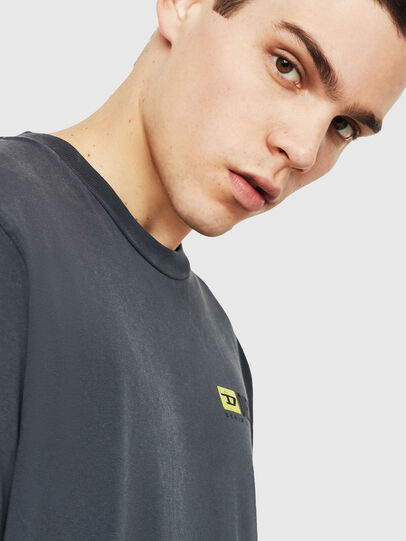 Diesel - DXF-T-JUST,  - T-Shirts - Image 5
