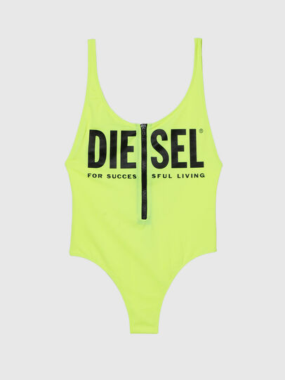 Diesel - BFSW-LIAZZ, Neongrün - Badeanzüge - Image 4