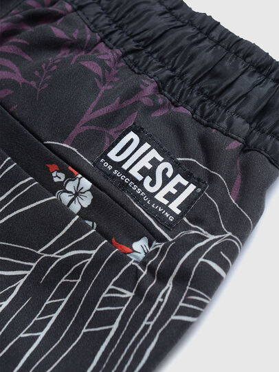 Diesel - PNOTERY, Schwarz - Kurze Hosen - Image 3
