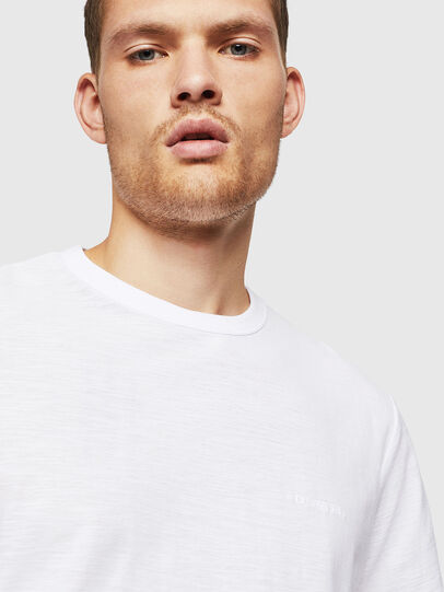 Diesel - T-TARRIS, Weiß - T-Shirts - Image 3