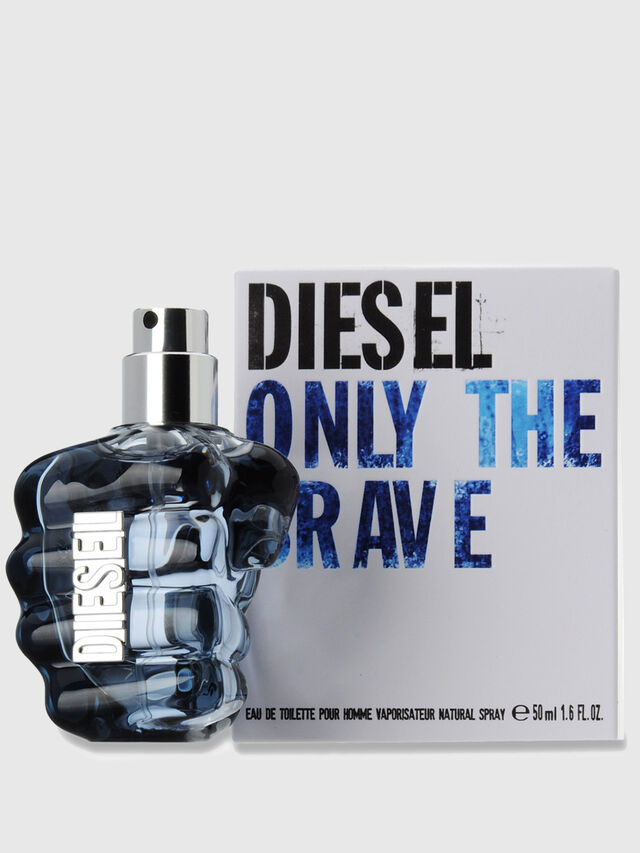 Diesel - ONLY THE BRAVE 50ML, Hellblau - Only The Brave - Image 1