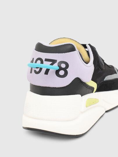 Diesel - S-SERENDIPITY SM W, Schwarz/Violett - Sneakers - Image 5
