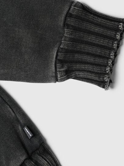 Diesel - SBAYZJ, Schwarz - Sweatshirts - Image 3