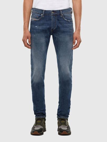Diesel - Tepphar 009IX, Dunkelblau - Jeans - Image 1
