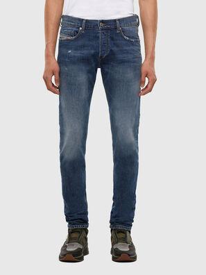 Tepphar 009IX, Dunkelblau - Jeans