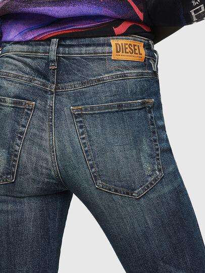 Diesel - Babhila 069GC, Dunkelblau - Jeans - Image 5
