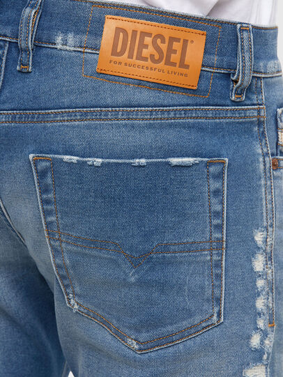 Diesel - Tepphar 009JU, Mittelblau - Jeans - Image 4