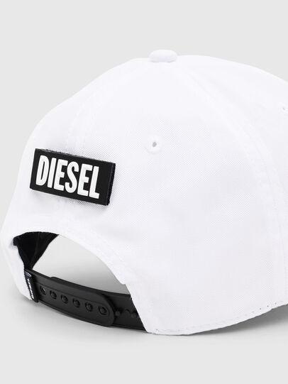 Diesel - CALBRE, Weiß - Hüte - Image 3
