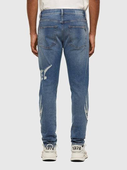 Diesel - D-Strukt 009DW, Hellblau - Jeans - Image 2