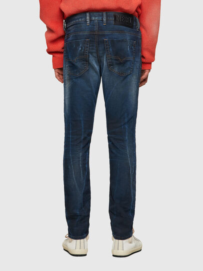 Diesel - Krooley JoggJeans® 069WR, Dunkelblau - Jeans - Image 2