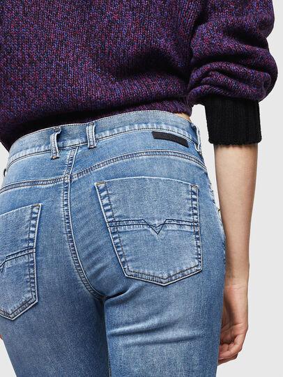 Diesel - Krailey JoggJeans 069IH, Hellblau - Jeans - Image 5
