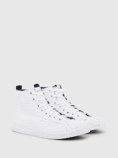 Diesel - S-ASTICO MID CUT, Weiß - Sneakers - Image 2