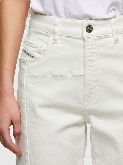 Diesel - D-Reggy 009UL, Weiß - Jeans - Image 5