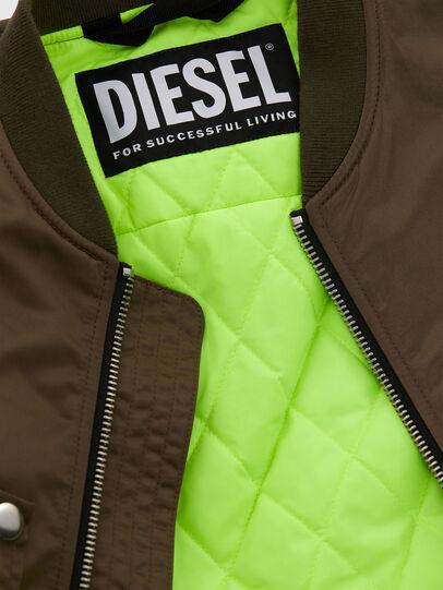 Diesel - J-JAVIER, Armeegrün - Jacken - Image 8