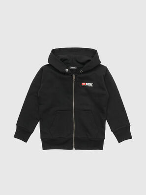 SALBYZIP OVER, Schwarz - Sweatshirts