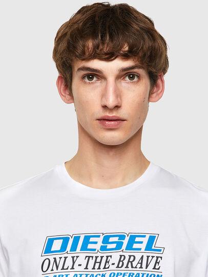 Diesel - T-DIEGOS-K20, Weiß - T-Shirts - Image 3
