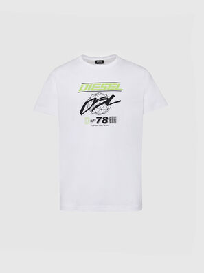 T-DIEGOS-K34, Weiß - T-Shirts