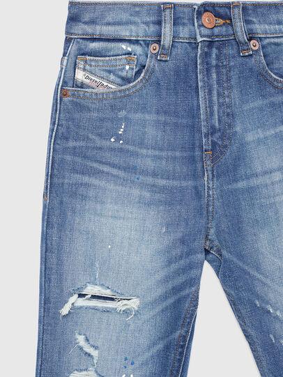 Diesel - D-VIDER-J, Hellblau - Jeans - Image 3