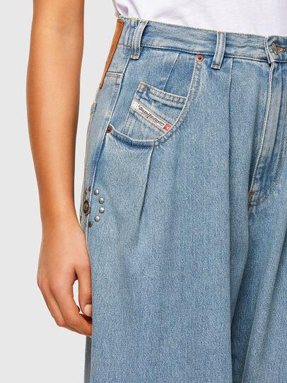 Diesel - D-Concias 009RQ, Hellblau - Jeans - Image 3