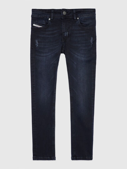 Diesel - SLEENKER-J-N, Dunkelblau - Jeans - Image 1