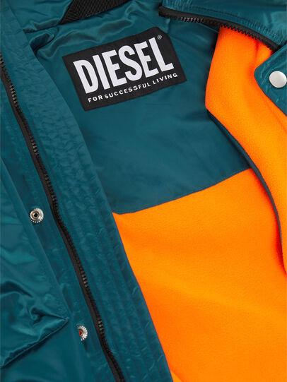 Diesel - J-TYLER, Wassergrün - Jacken - Image 8