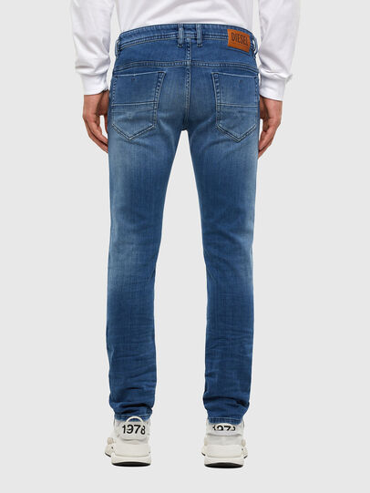 Diesel - Thommer 009MB, Mittelblau - Jeans - Image 2