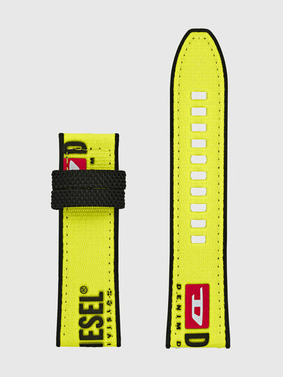 Diesel - DT0013, Gelb - Smartwatches Accessoires - Image 1