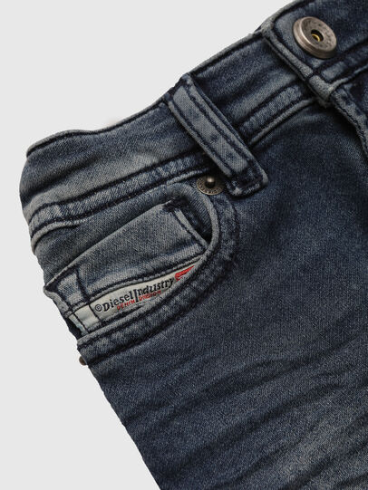 Diesel - SLEENKER-B JOGGJEANS-N, Dunkelblau - Jeans - Image 3