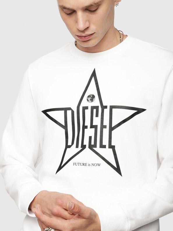 S-GIR-YA, Weiß - Sweatshirts