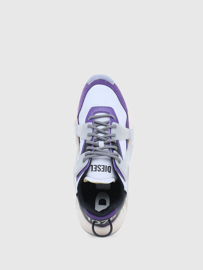 Diesel - S-SERENDIPITY MASK, Violett/Blau - Sneakers - Image 4