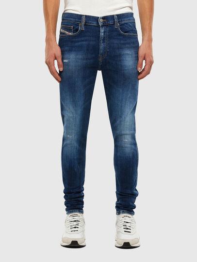 Diesel - D-Istort 009CX, Mittelblau - Jeans - Image 1