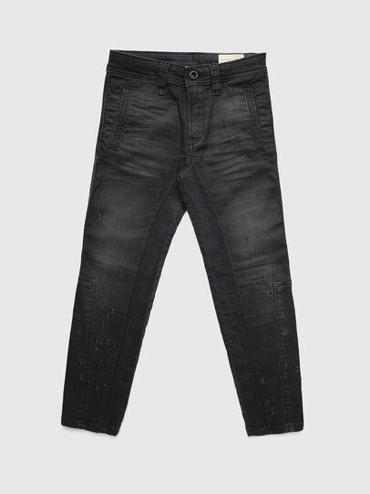 Diesel - D-EARBY JOGGJEANS-J, Schwarz - Jeans - Image 1