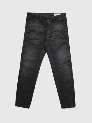 D-EARBY JOGGJEANS-J, Schwarz - Jeans