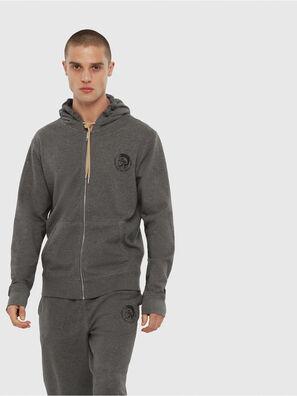 UMLT-BRANDON-Z, Grau Meliert - Sweatshirts