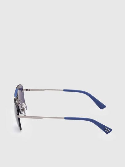 Diesel - DL0340, Blau - Sonnenbrille - Image 3