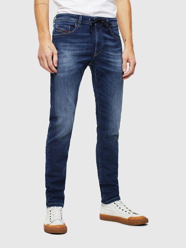 Thommer JoggJeans 088AX, Dunkelblau - Jeans