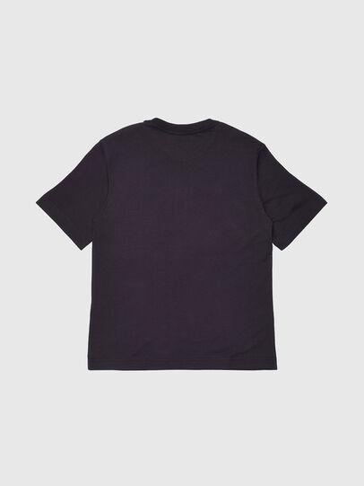 Diesel - TJUSTYZ OVER, Schwarz - T-Shirts und Tops - Image 2