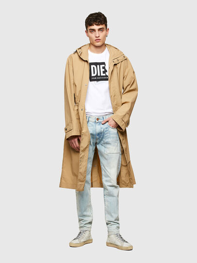 Diesel - T-DIEGOS-LAB, Weiß - T-Shirts - Image 4