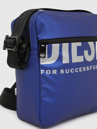 Diesel - F-BOLD DOUBLECROSS I, Blau - Schultertaschen - Image 5