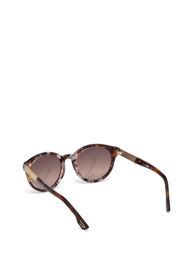 Diesel - DM0186, Braun - Sonnenbrille - Image 3