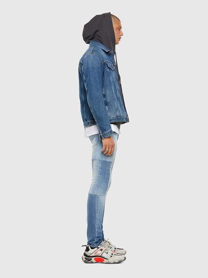 Diesel - Tepphar 009FJ, Hellblau - Jeans - Image 9