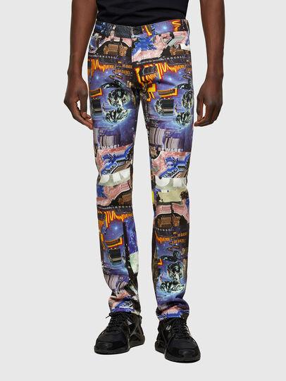 Diesel - D-Kras 009VB, Bunt - Jeans - Image 1