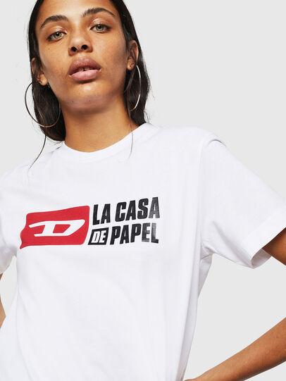 Diesel - LCP-T-DIEGO-CASA, Weiß - T-Shirts - Image 5