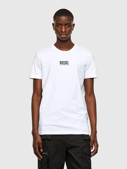 Diesel - T-DIEGOS-SMALLOGO, Weiß - T-Shirts - Image 1