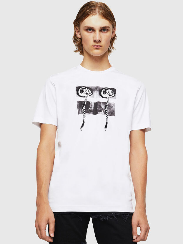 TY-X1, Weiß - T-Shirts
